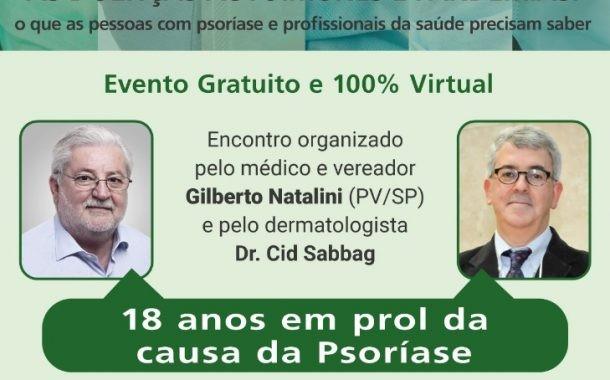 Encontros gratuitos de Psoríase e Vitiligo
