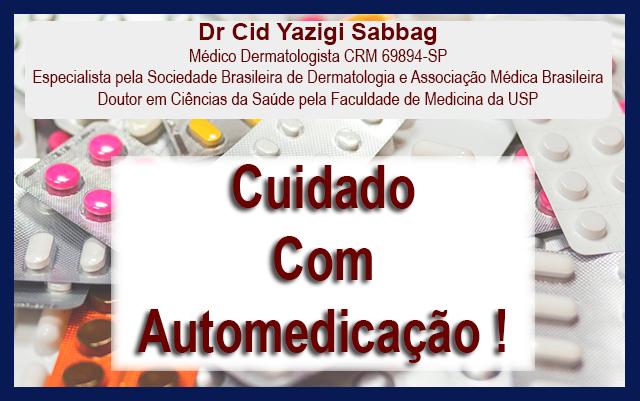 ALERTA: Falsos Medicamentos e Auto Medicação